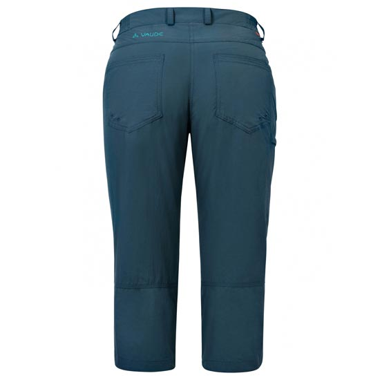 Vaude Farley Capri Pants IV W - Photo of detail