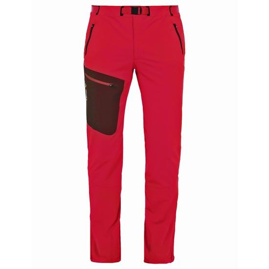 Vaude Badile Pants II - Indian Red