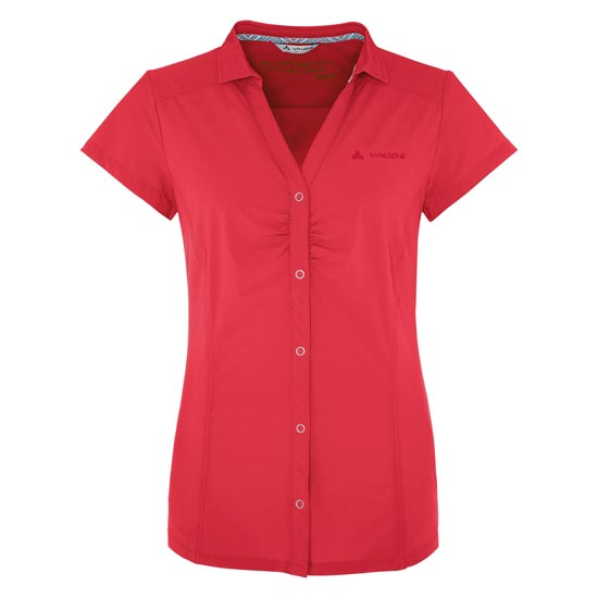 Vaude Skomer Shirt W - Flame