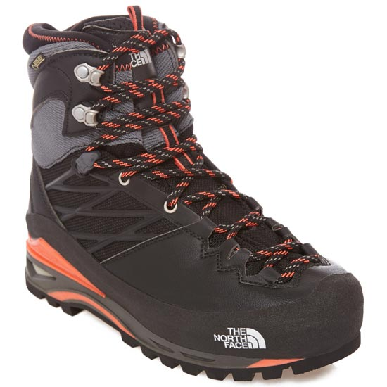 The North Face Verto S4K GTX W - TNF Black/Radiant Orange