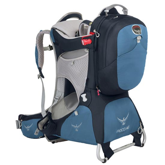 Osprey Poco AG Premium - Seaside Blue