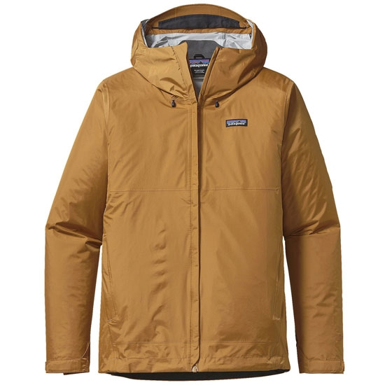 Patagonia Torrentshell Jkt - Oaks Brown