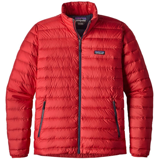 Patagonia Down Sweater - Fire