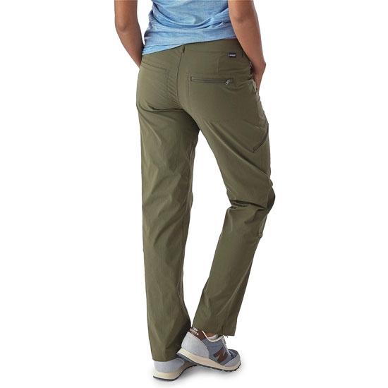 Patagonia Quandary Pants - Short W - Detail Foto