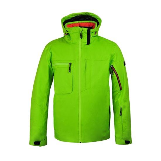 Tsunami Ingravity Jacket - Verde