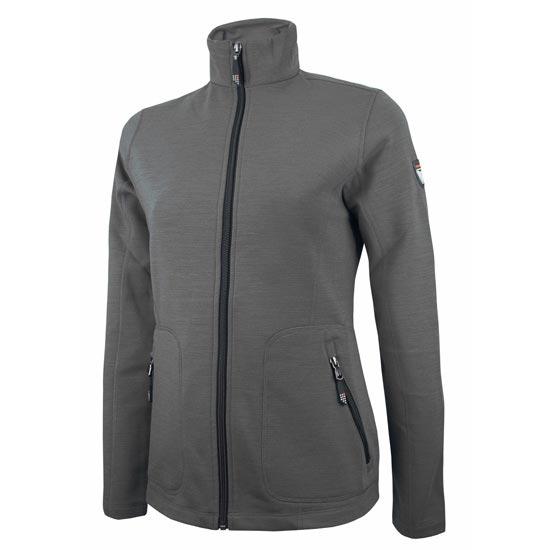 Tsunami Wool Premium Jacket W - Gris