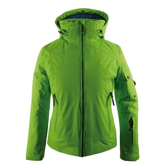 Tsunami Fusion Jacket W - Verde