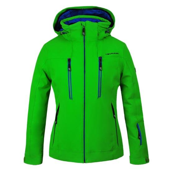 Tsunami Speed Jacket W - Verde