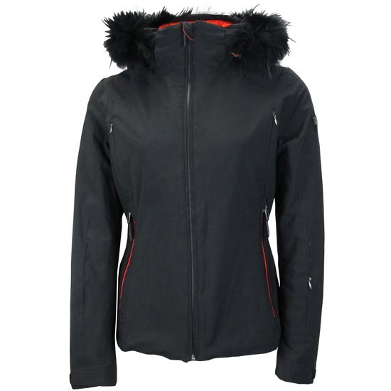 Tsunami Power Jacket W - Negro