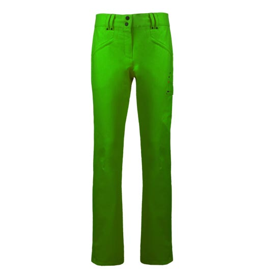 Tsunami Power Trousers W - Verde