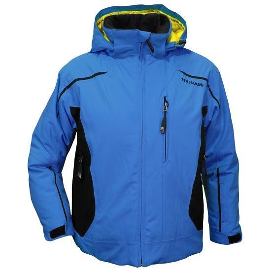Tsunami Emotion Jacket Kids - Azul
