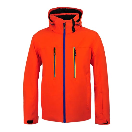 Tsunami Speed Jacket - Naranja