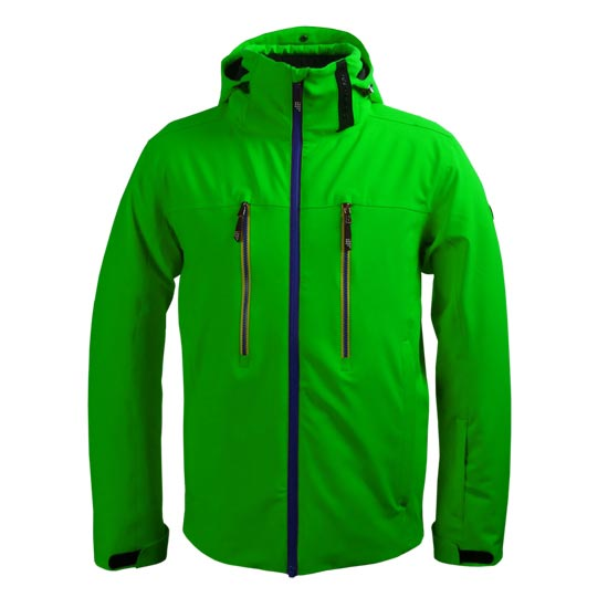 Tsunami Speed Jacket - Green
