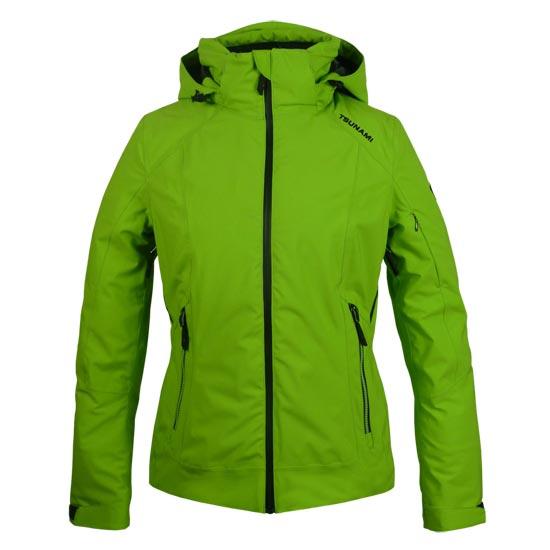 Tsunami X-Trem Premium Jacket W - Verde