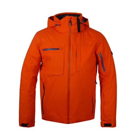 Tsunami Ingravity Jacket - Naranja