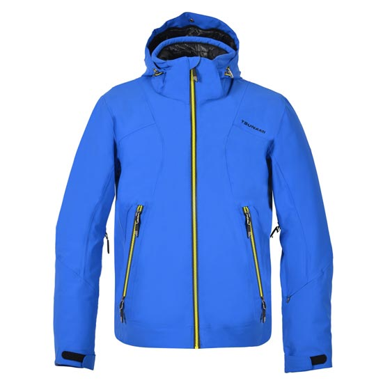 Tsunami Dominate Jacket - Azul