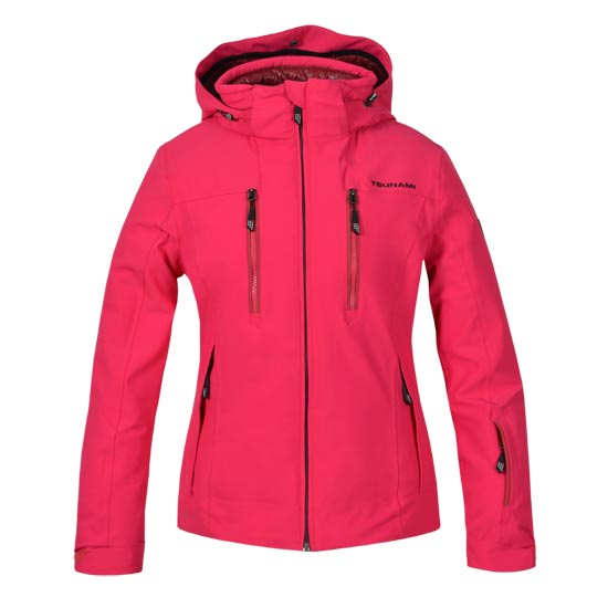 Tsunami Speed Jacket W - Rosa
