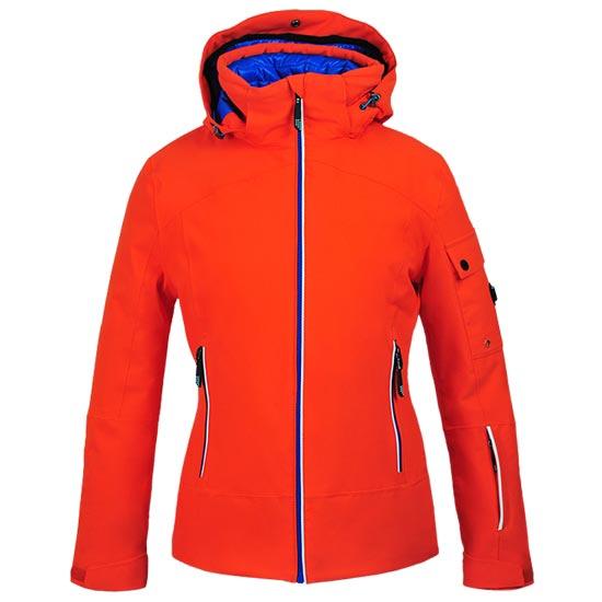 Tsunami Radical Jacket W - Naranja