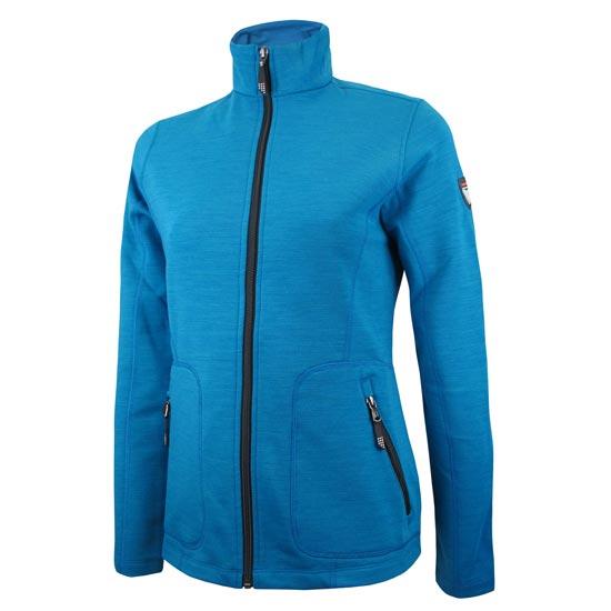 Tsunami Wool Premium Jacket W - Azul
