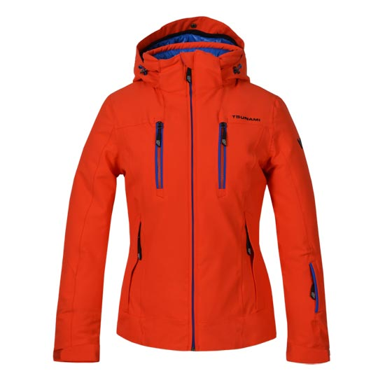 Tsunami Speed Jacket W - Naranja