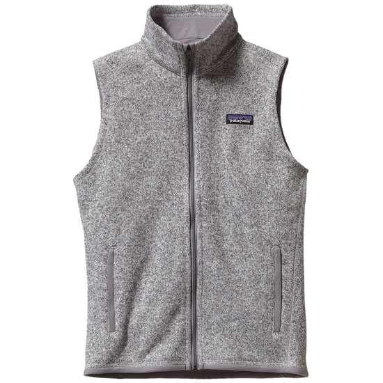 Patagonia Better Sweater Vest W - Birch White
