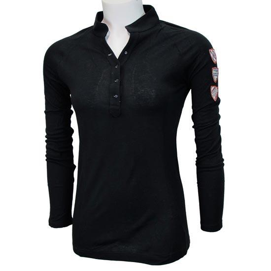Tsunami TSU Shirt W - Negro