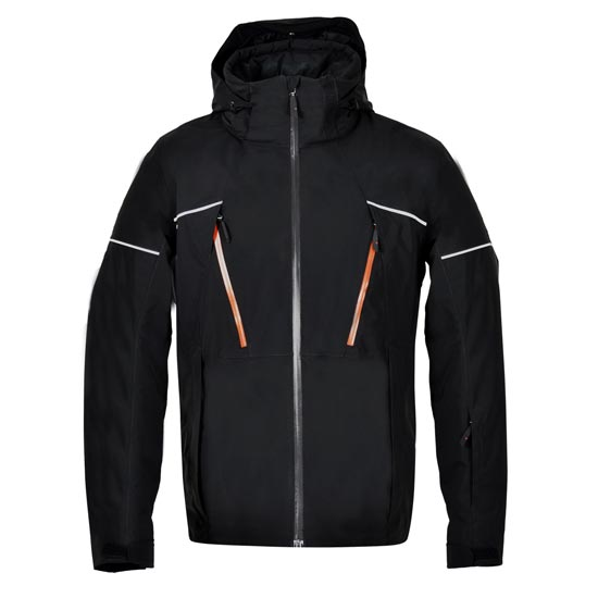 Tsunami Olympic Jacket - Black