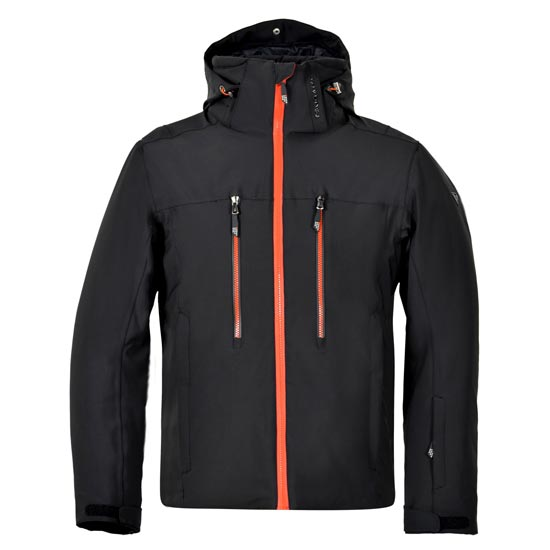 Tsunami Speed Jacket - Black