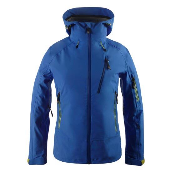 Tsunami X-Trem Jacket W - Blue