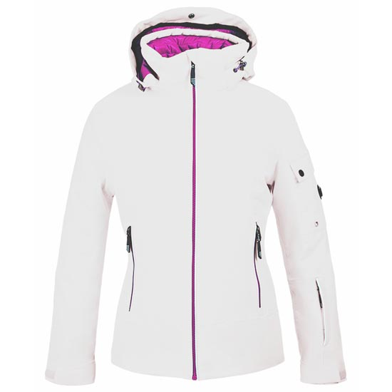 Tsunami Radical Jacket W - Blanco