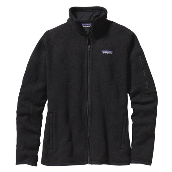 Patagonia Better Sweater Jacket W - Black