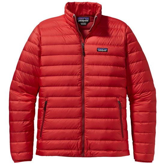 Patagonia Down Sweater - French Red