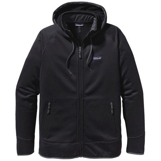 Patagonia Tech Fleece Hoody - Black
