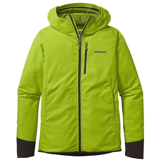Patagonia Levitation Hoody - Peppergrass Green