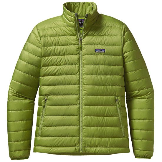 Patagonia Down Sweater - Supply Green