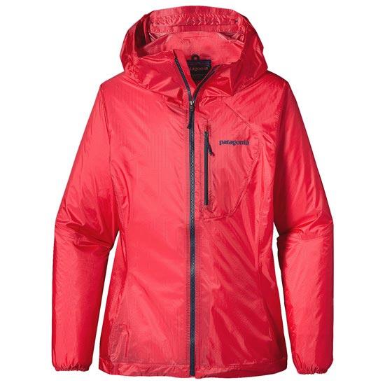 Patagonia Alpine Houdini Jacket W - Shock Pink