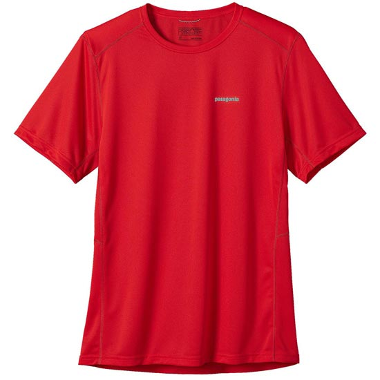 Patagonia Fore Runner Shirt - French Red