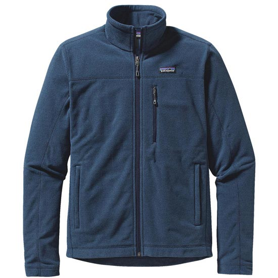 Patagonia Oakes Jacket - Grass Blue