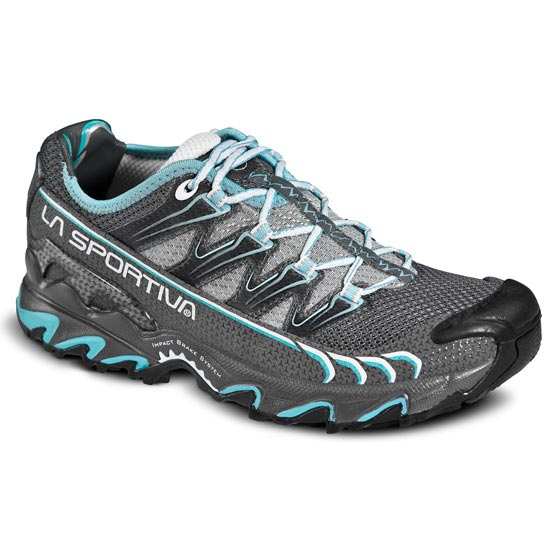 La Sportiva Ultra Raptor W - Grey/Ice Blue