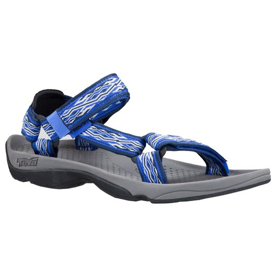 Teva Hurricane 3 - Mad Waves Blue