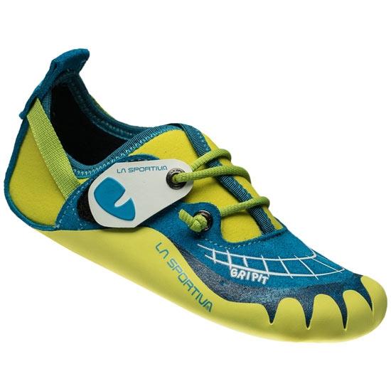 La Sportiva Gripit - Blue/Sulphur