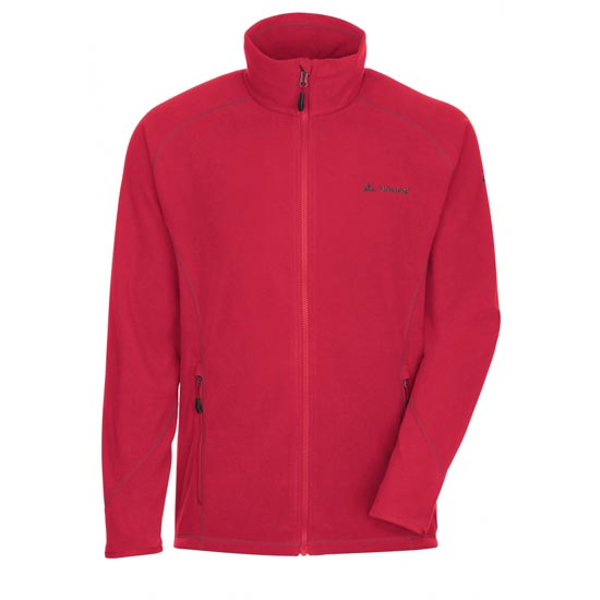 Vaude Smaland Jacket - Indian Red