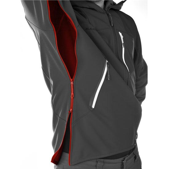 Mammut Ultimate Hooded Jacket - Photo de détail