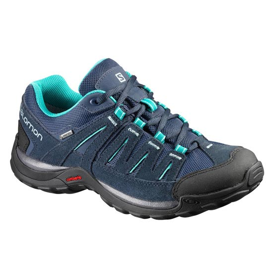 Salomon Norwood GTX W - Slateblue/Black