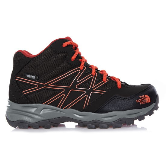 Hedgehog Trekking De North Face Wp Niños Botas The Hiker Mid Jr 2YIWEDH9
