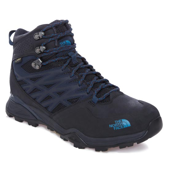 The North Face Hedgehog Hike Mid GTX - Dark Blue/Asphalt