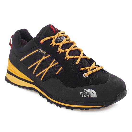 The North Face Verto Plasma II GTX - TNF Black/TNF Yellow