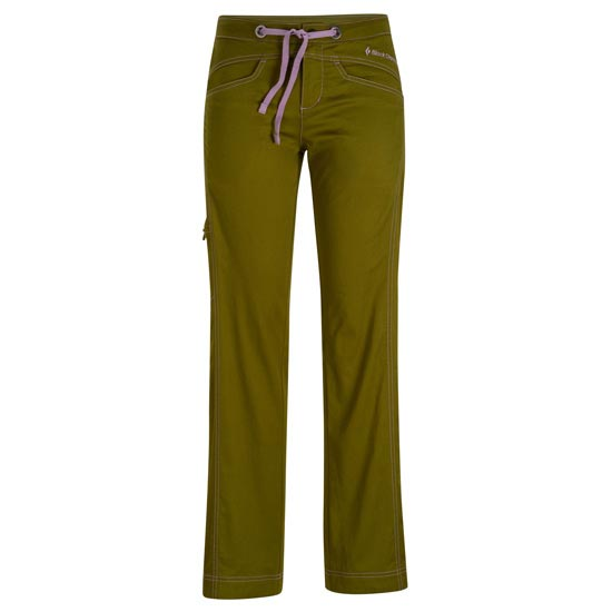 Black Diamond Credo Pants W - Sage