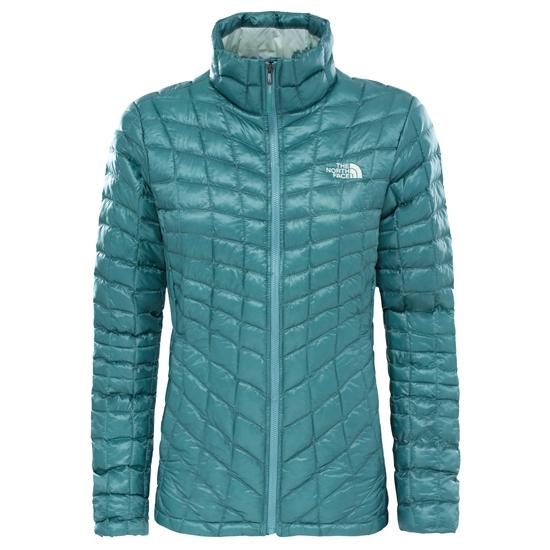 The North Face Thermoball Jacket W - Trellis Green/Trellis Green Borealis Print