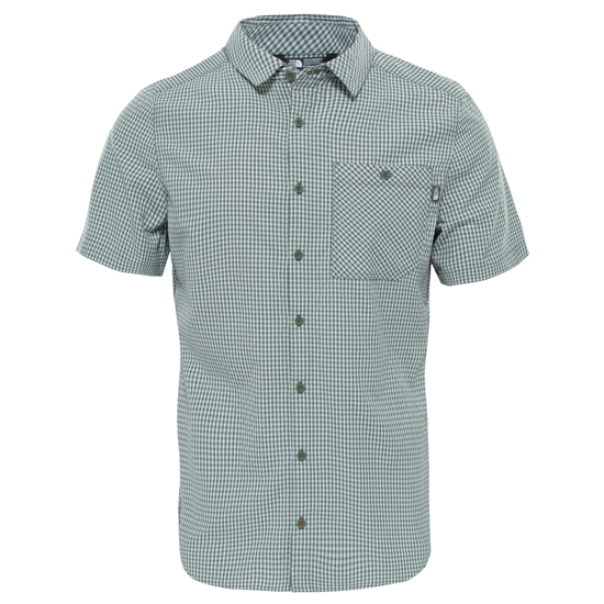 The North Face S/S Hypress Shirt - Thyme